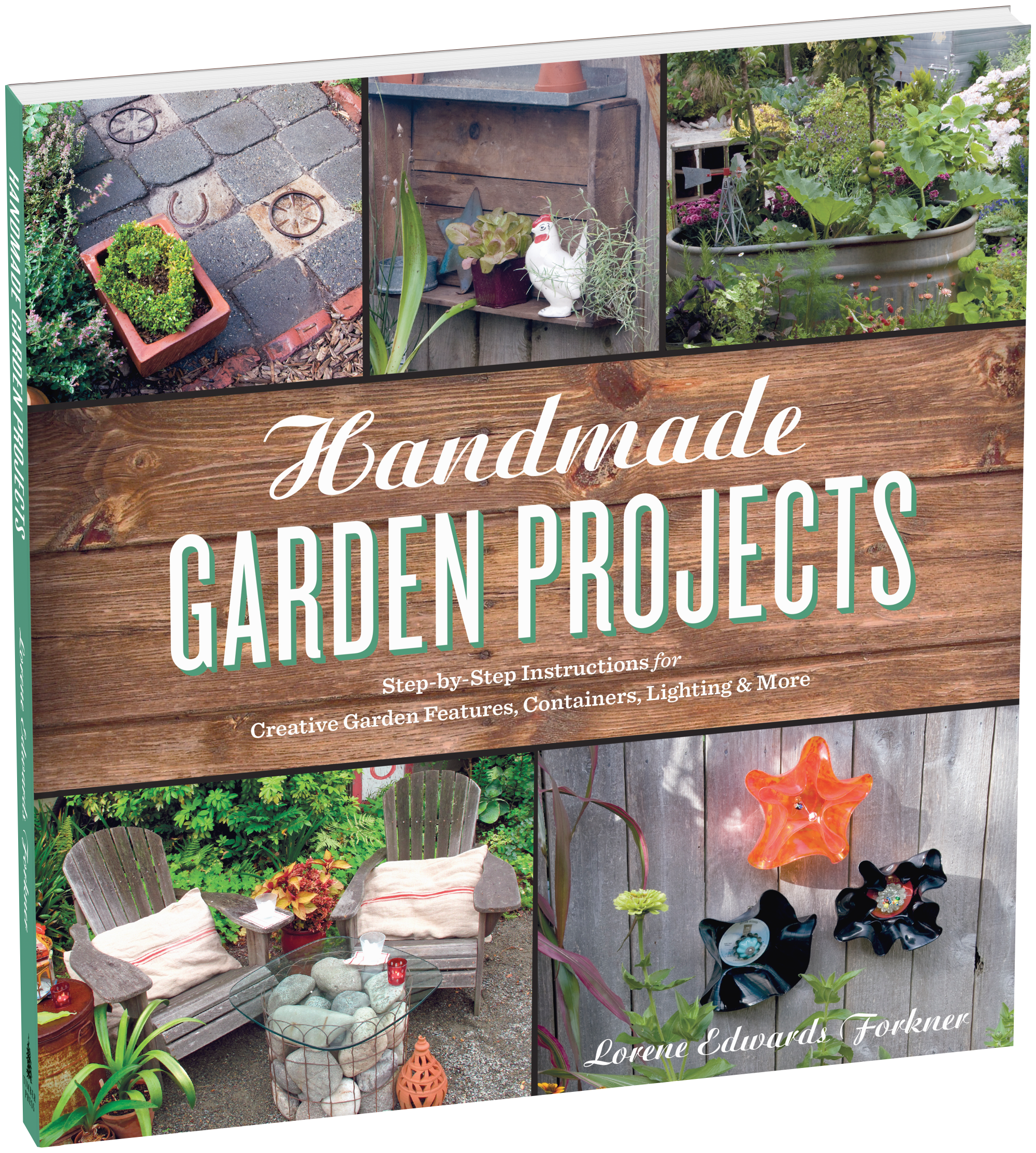 handmade garden projects workman publishing