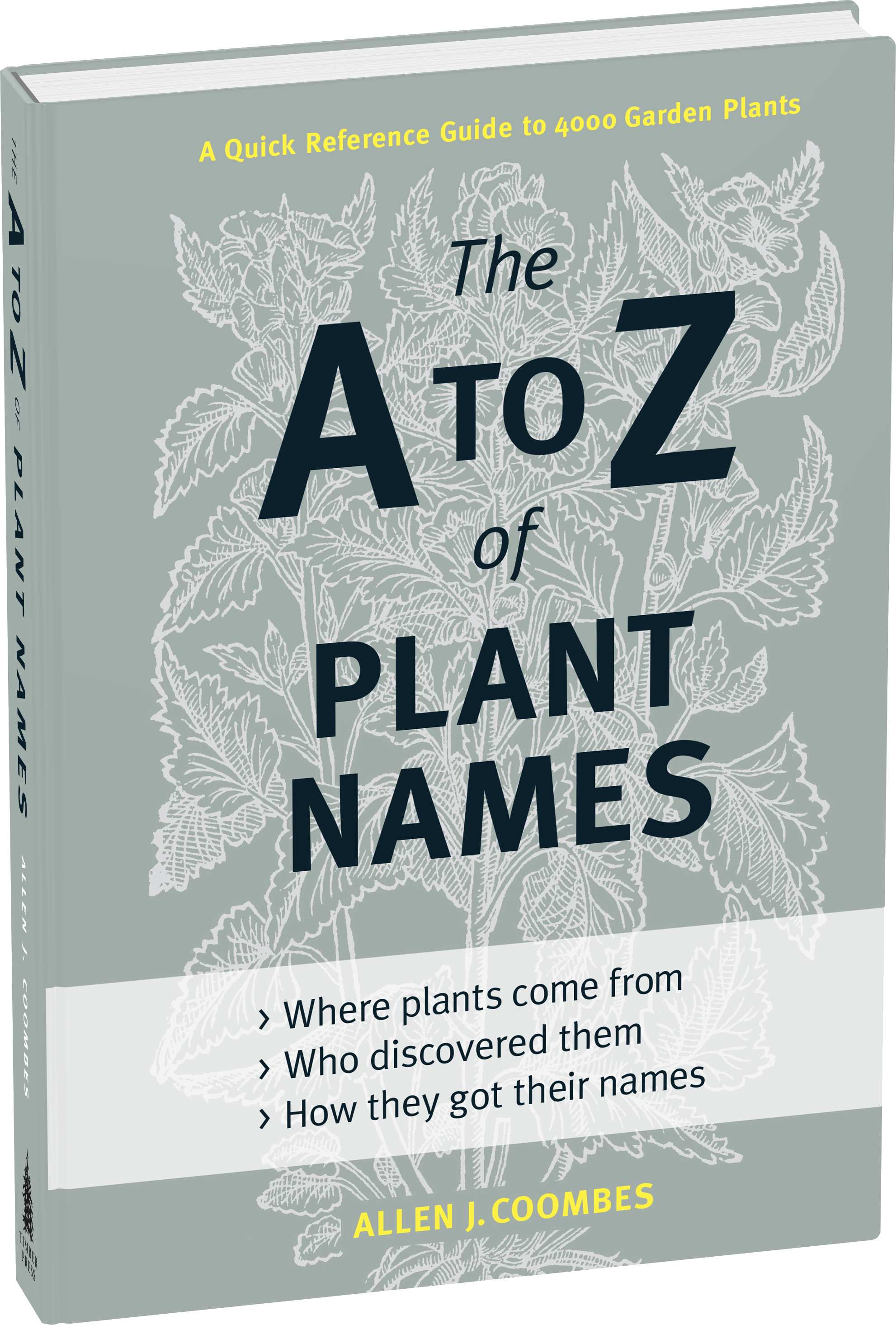 The A to Z of Plant Names - Workman Publishing