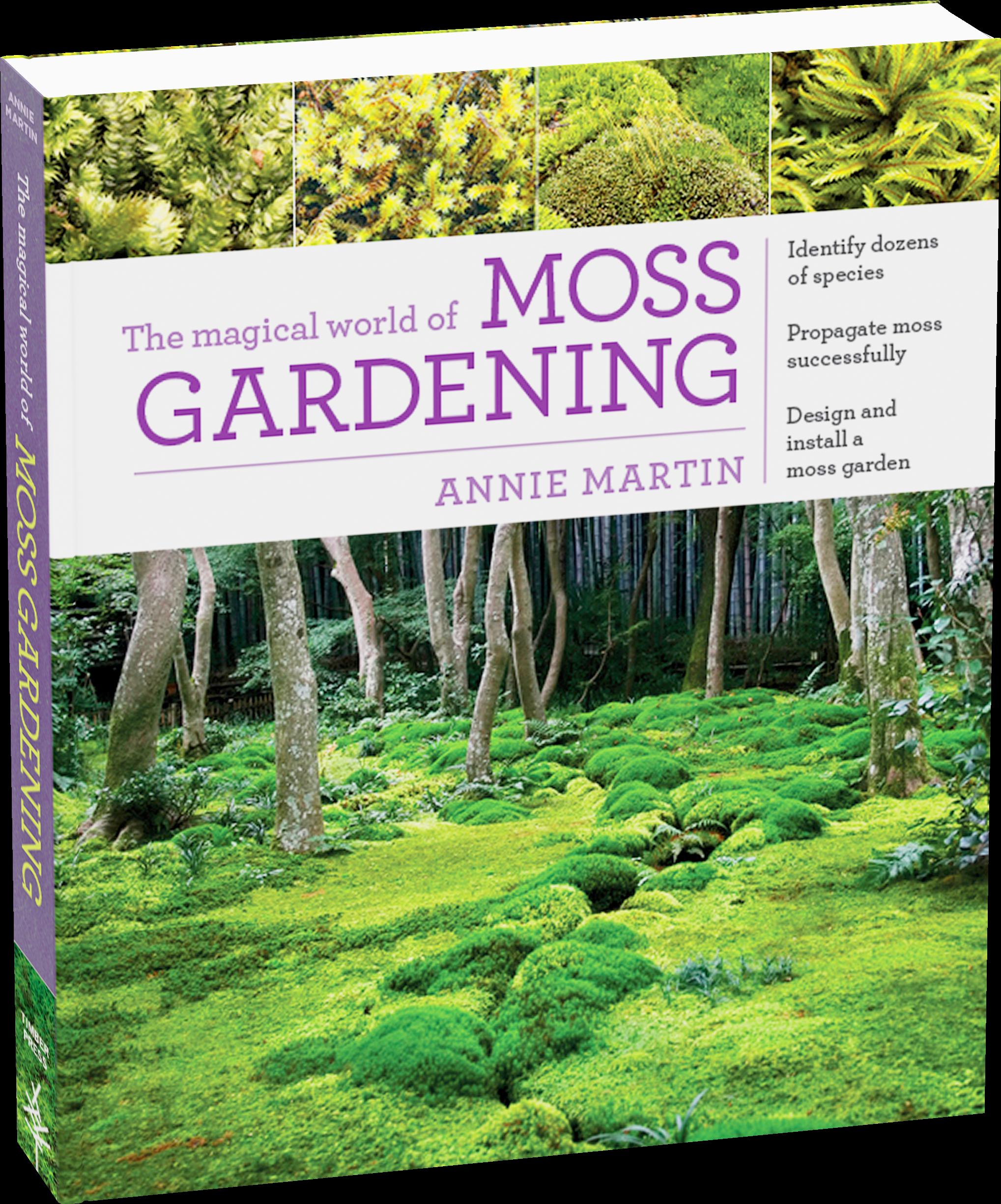 The Magical World Of Moss Gardening Workman Publishing