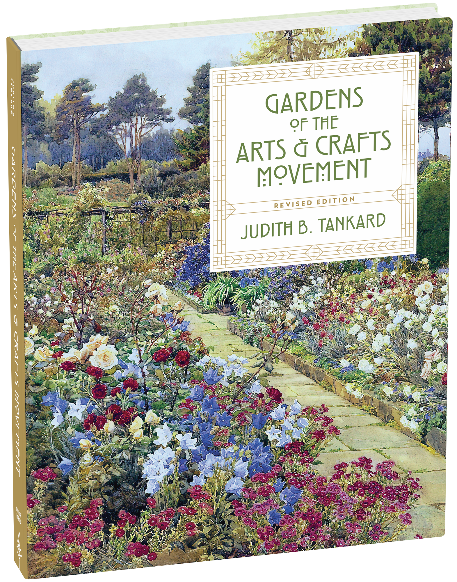 Gardens Of The Arts And Crafts Movement Workman Publishing