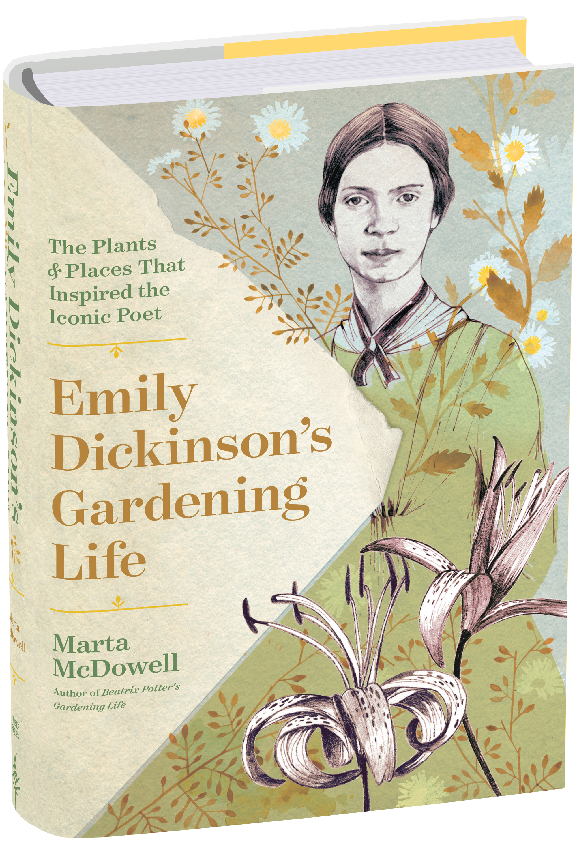 Emily Dickinson S Gardening Life Workman Publishing