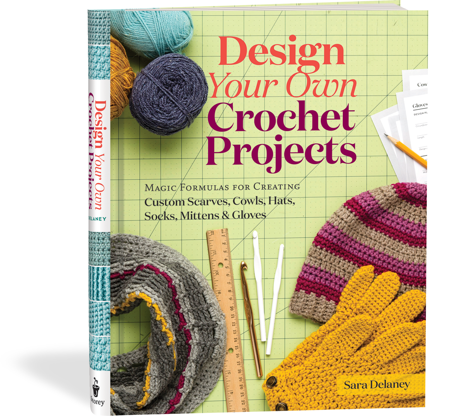 Design Your Own Crochet Projects - Workman Publishing 4deb6171993