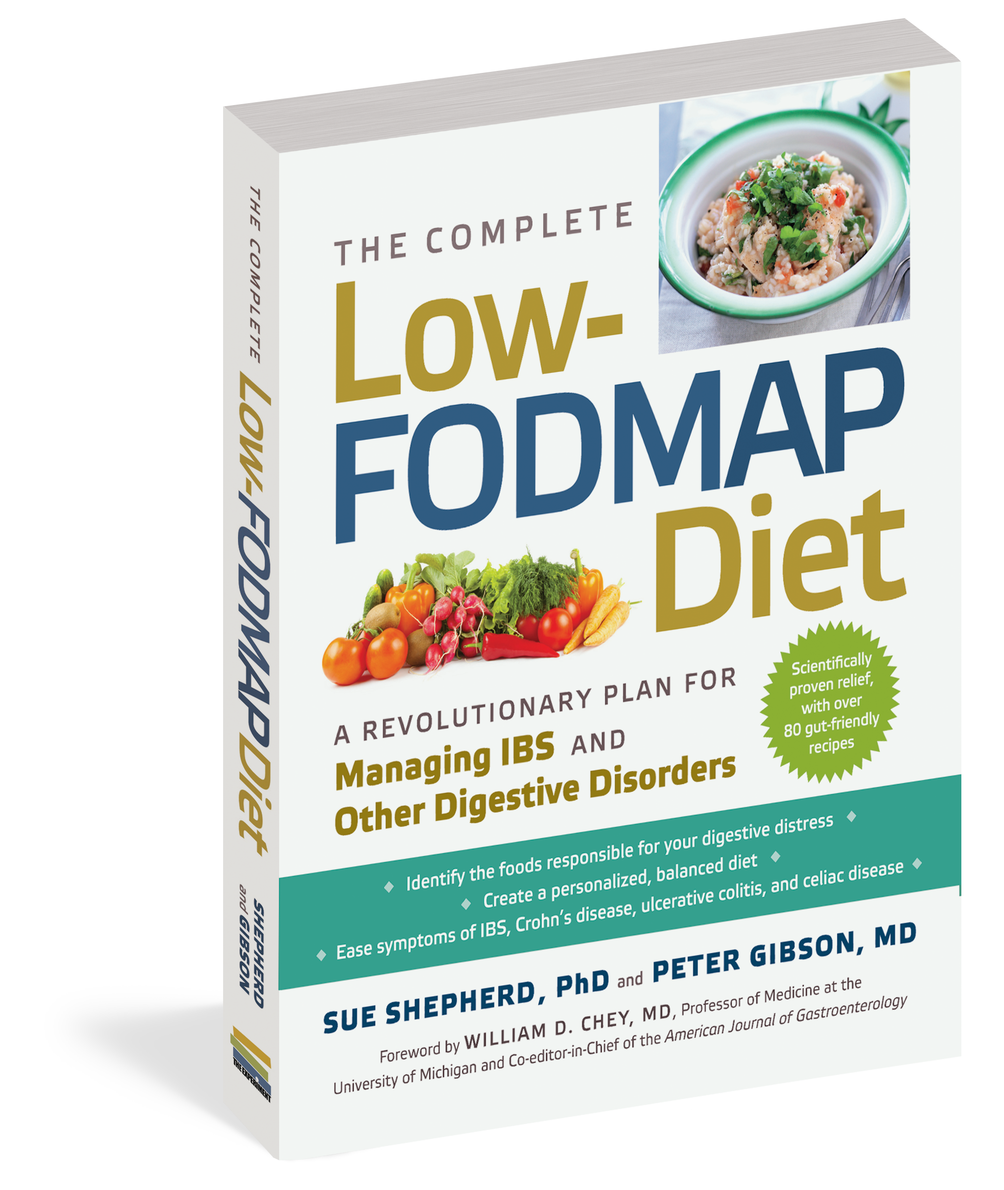 The Complete Low-FODMAP Diet - Workman Publishing