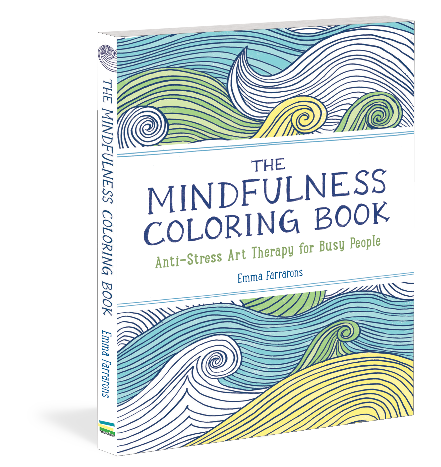 The Mindfulness Coloring Book - Workman Publishing
