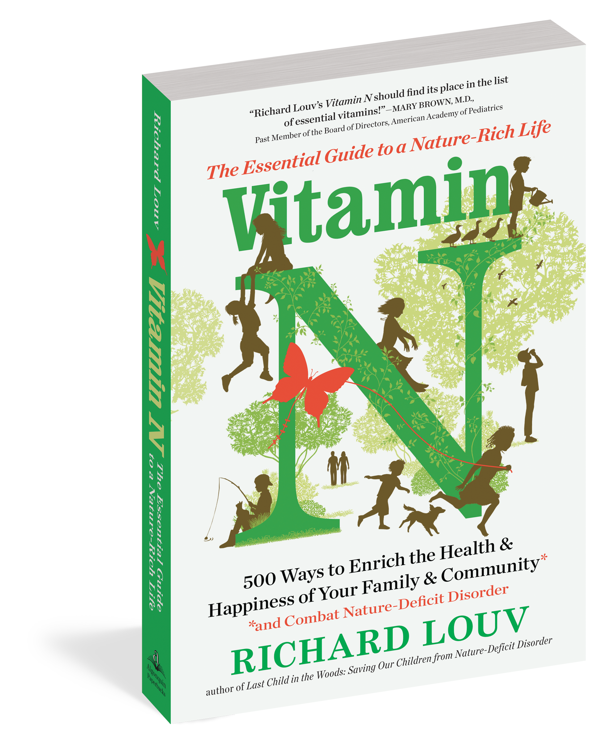 Vitamin N Workman Publishing