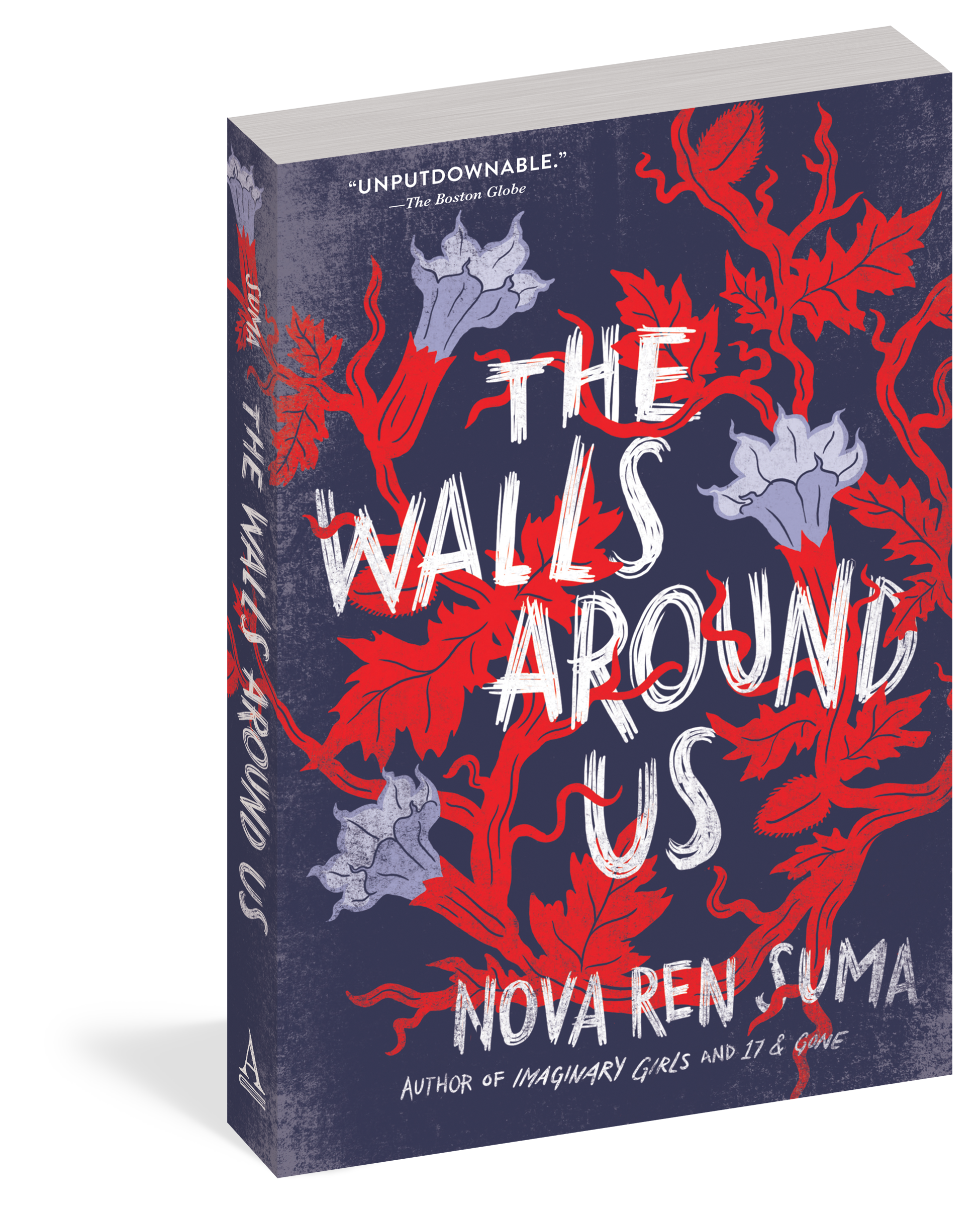 The Walls Around Us Workman Publishing
