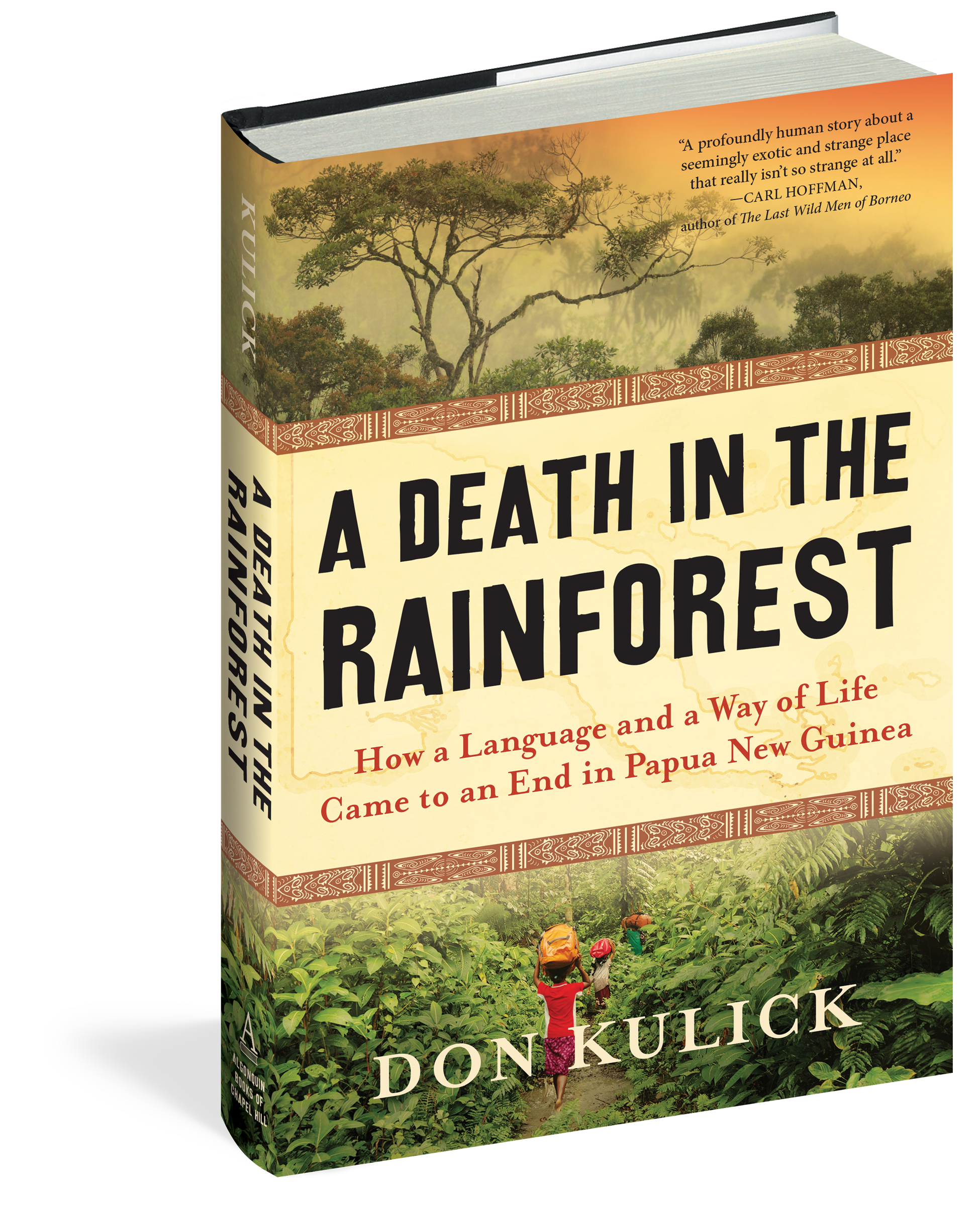 A Death in the Rainforest - Workman Publishing
