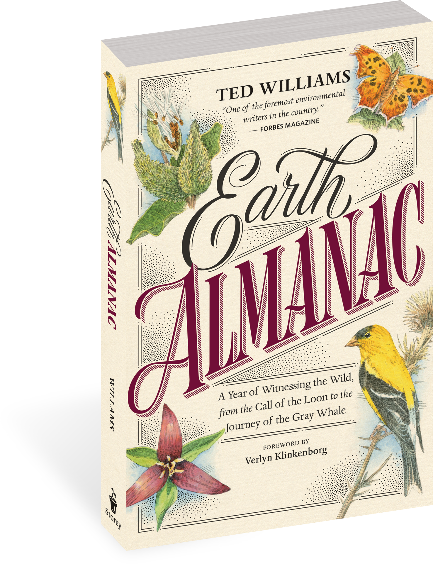 Earth Almanac Workman Publishing