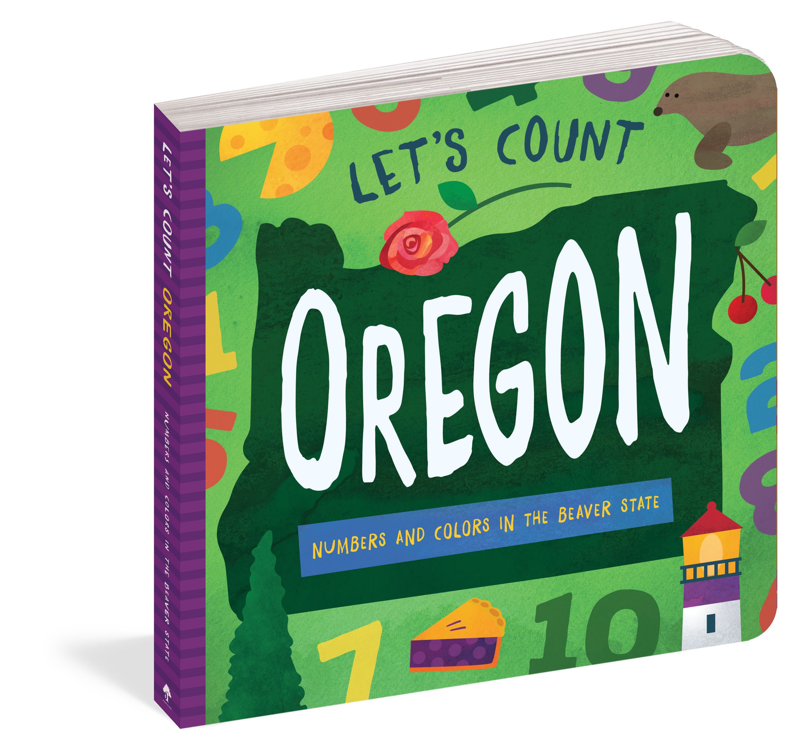 Let's Count Oregon - Workman Publishing
